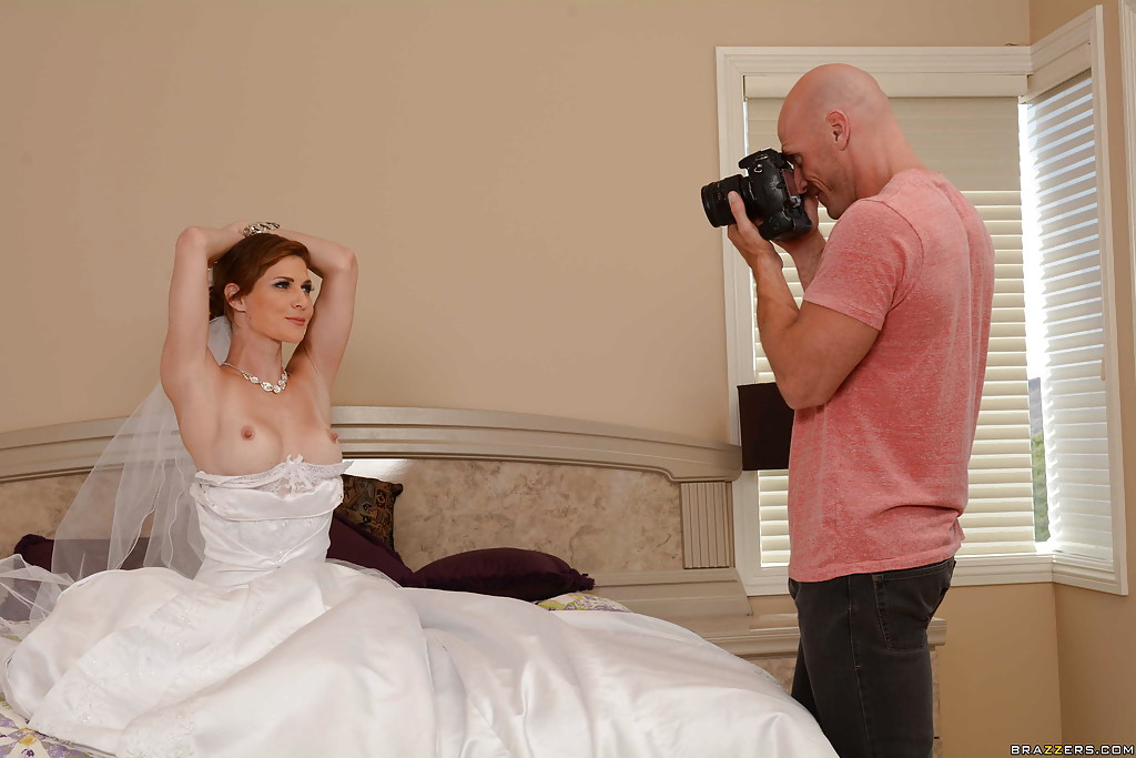 Невеста отсосала член у фотографа перед свадьбой секс фото и порно фото